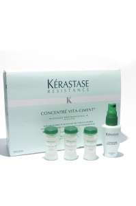 RÈSISTANCE CONCENTRÈ VITA CIMENT (Intensivkonzentrat-Aufbaukur) 10 x 12 ml Ampullen