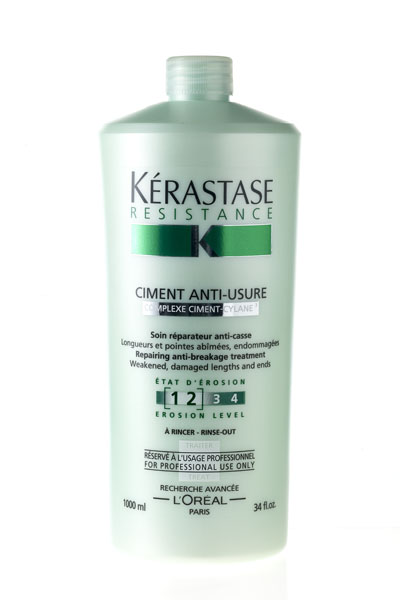 RÈSISTANCE CIMENT ANTIE USURE (CONDITIONER) (HaarlängenCiment 1000 ml)