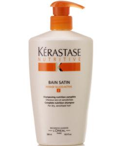 NUTRITIVE BAIN SATIN2 (Shampoo) Sondergröße 500 ml