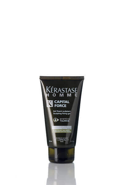 HOMME CAPITAL FORCE STYLING Sculpting Fixing Gel 150 ml