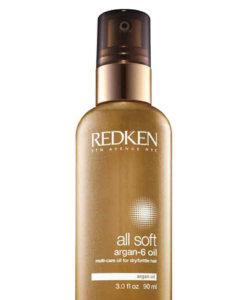 ALL SOFT ARAGAN-6  (Haarpflegeoel) 90 ml