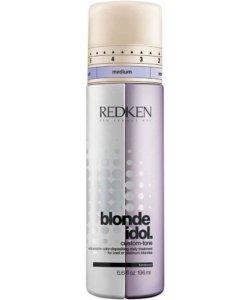 Blonde Idol pers. Intensivfarbpflege, für kühle Töne