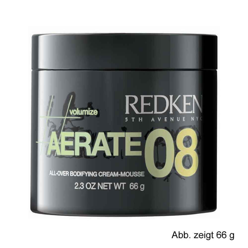 aerate 08 bodifying cream-mousse (Volumenstyling) 91 gr.