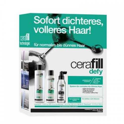 Cerafill Defy Kid (3er Set 1x Cerafill Defy Shampoo, 1x Cerfill Defy Conditioner, 1x Cerafill Dense FX Treatmant)