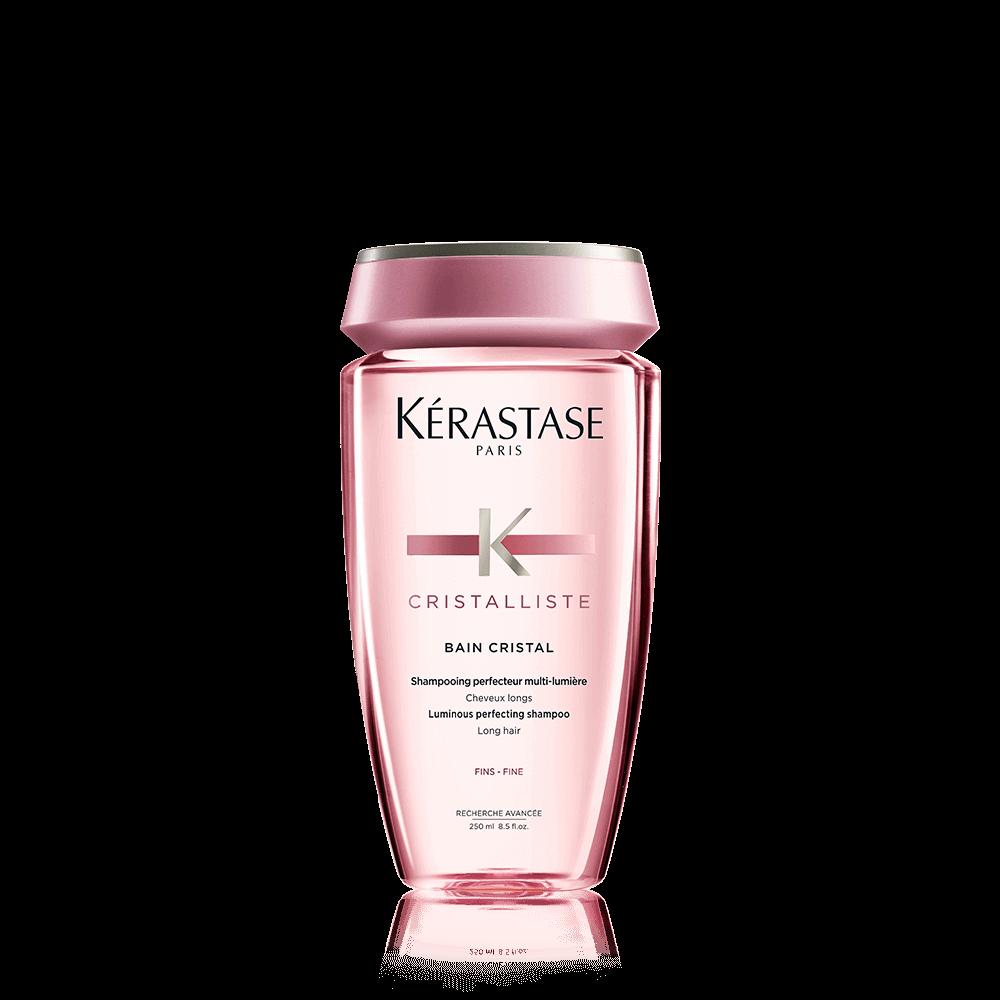 CRISTALLISTE BAIN CRISTAL f. langes feines Haar 250 ml (Shampoo)