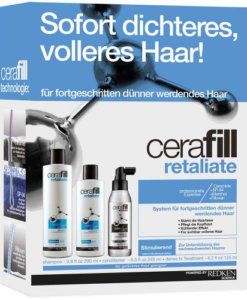 Cerafill Retaliate Kit (3er Set 1x Shampoo, 1x Condtione, 1 x Dense FX Treatment) r