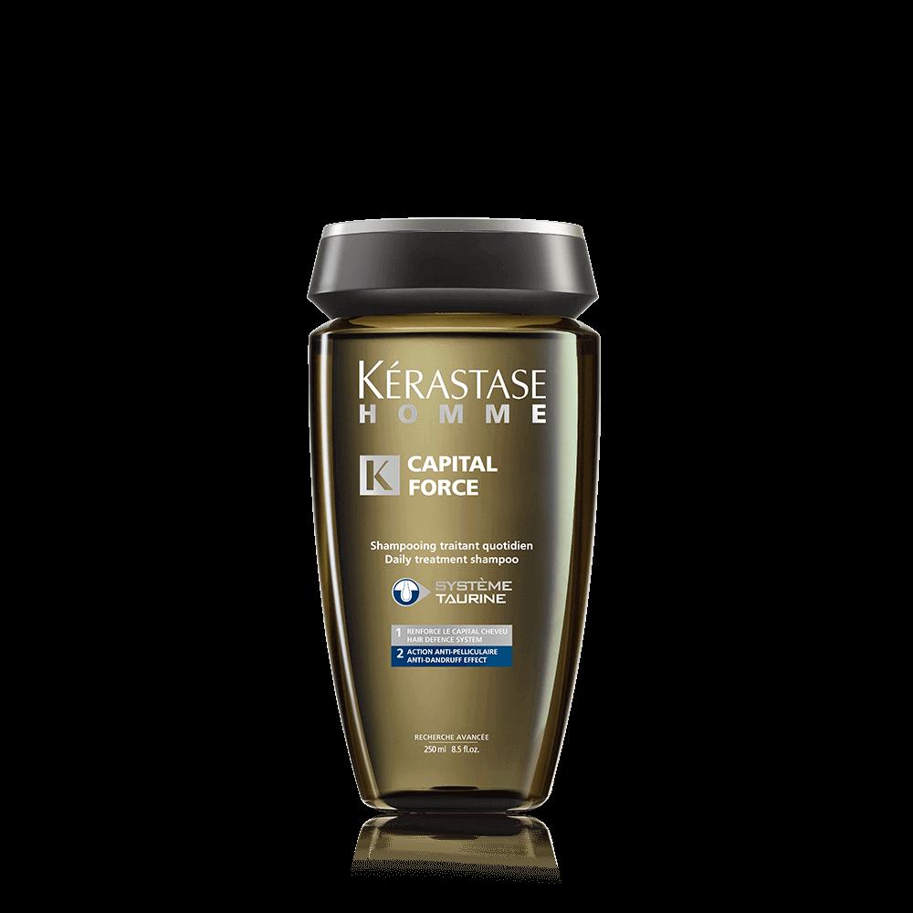 Bain Capital Force Anti-Pellicclaire (Anti-Schuppen-Shampoo) 250 ml